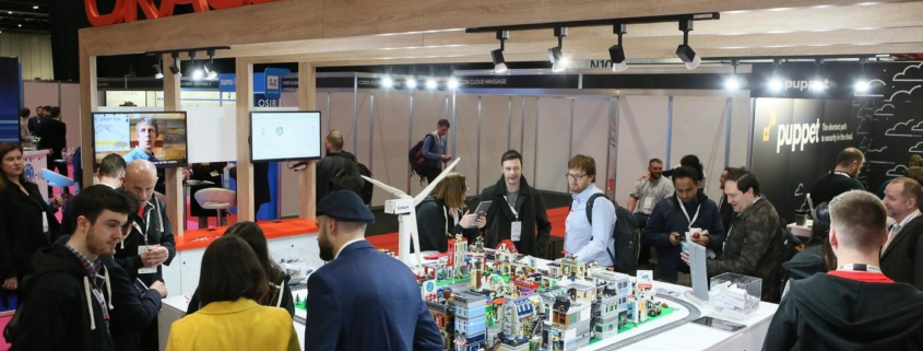 Smart IoT London Exhibition